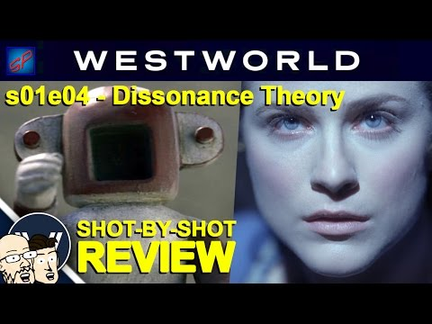 """Westworld s01e04 """"Dissonance Theory"""" Shot-by-Shot Recap, Review & Discussion"""