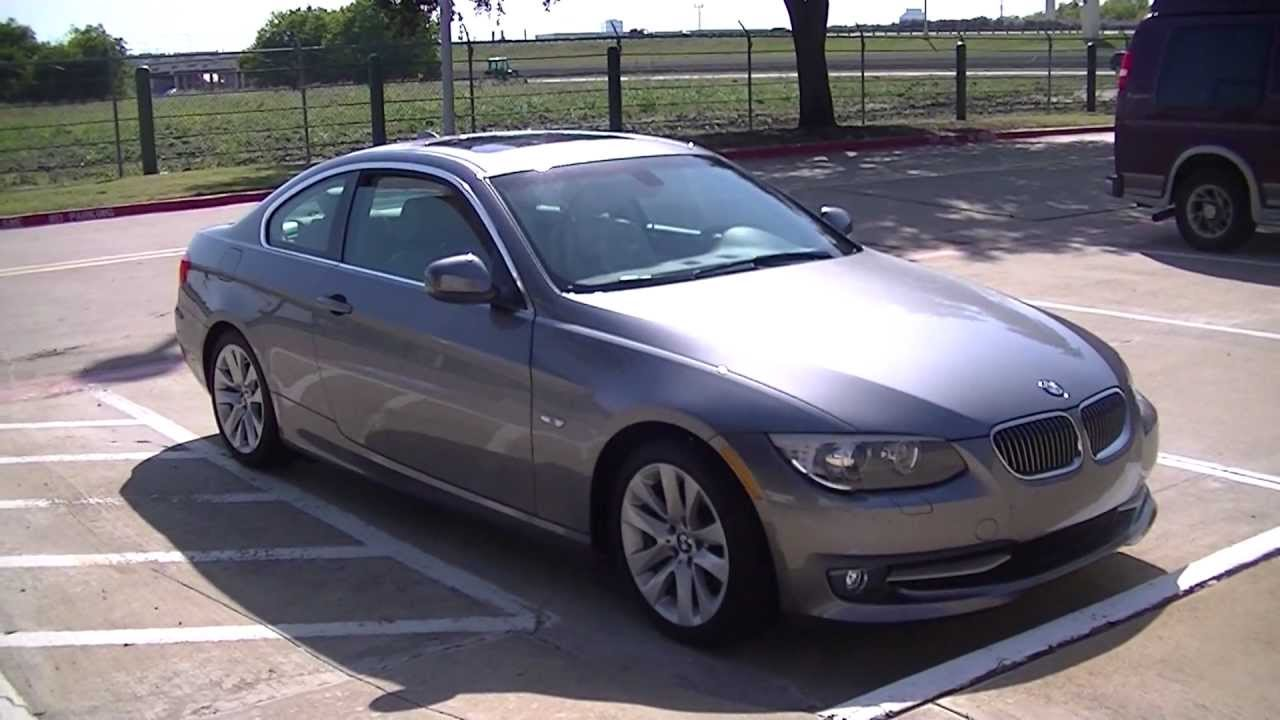 bmw 328i coupe 2012 walkaround youtube. Black Bedroom Furniture Sets. Home Design Ideas