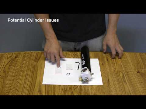 Float Cylinder Maintenance & Preparation for Airline Travel