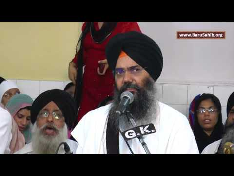 50th Annual Samagam of Sant Shahbegh Singh Ji - Kirtan by Bhai Manpreet Singh Ji Kanpuri(Day 1-P 2)