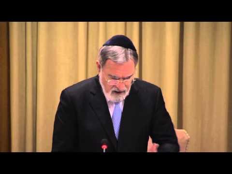 Rabbi Lord Jonathan Sacks (Highlights) | Humanum 2014