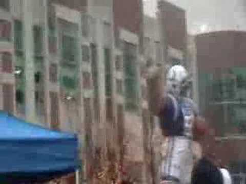 Colts 2007 AFC Championship Game Tail Gate