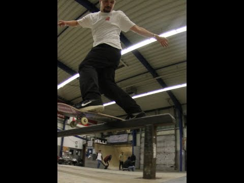 Skate the Globe:Hamburg, Germany