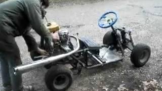 kart cross cg 125cc