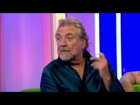 Robert Plant CARRY FIRE Album Interview...