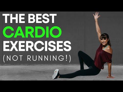 5 Best Cardio Exercises (NOT RUNNING)