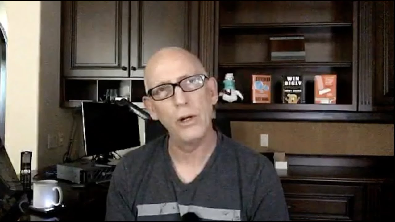 Episode 960 Scott Adams: Fake News, Bad Math, Bad Mind-Reading, Bad Behavior in the News
