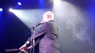 "Midge Ure ""Reap The Wild Wind"", Live at the Complex, Salt Lake City, 1/16/2017"