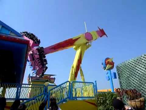 The Flash -Ride (Ocean Park Hong Kong)