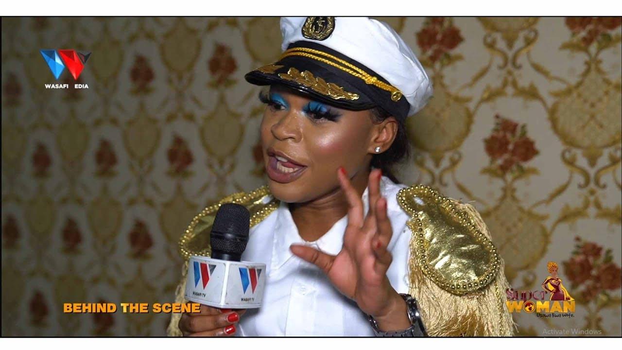 Download TANZANIAN WOMEN ALL STARS - SUPER WOMAN (BEHIND THE SCENE) PART 3