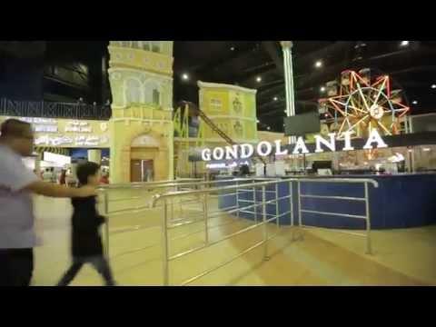 Gondolania Theme Park-Villaggio,Doha-Qatar
