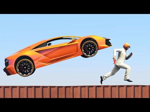 RUN OR DIE! (GTA 5 Funny Moments)