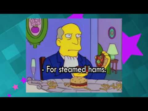 Steamed Hams - FULL KARAOKE