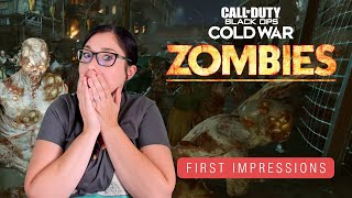 Playing Zombies for the first time | Gaming with Tracy