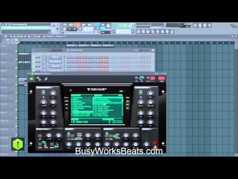 Southern Hip Hop TRAP using FL Studio Only | Doovi