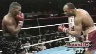 1987 HBO Legendary Nights Fight Mike Tyson vs James Smith 2