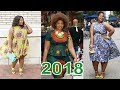 Classical #Ankara Plus Size Dresses #African Style for African Ladies