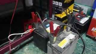 видео Что делать, если аккумулятор автомобиля полностью разрядился?