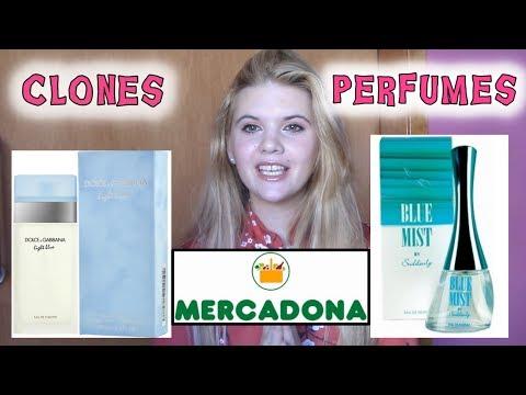 Perfumes Imitación Mercadona | Perfumes imitacion | Clones Perfumes