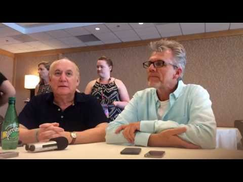 Marvel's Agents of S.H.I.E.L.D. Interview with Producers Jeph Loeb & Jeff Bell at Comic-Con 2016