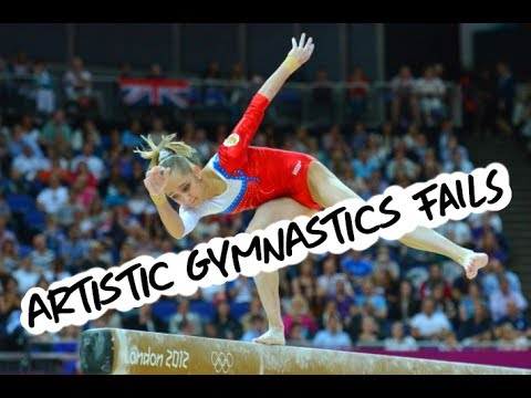 Epic Gymnastics Fails