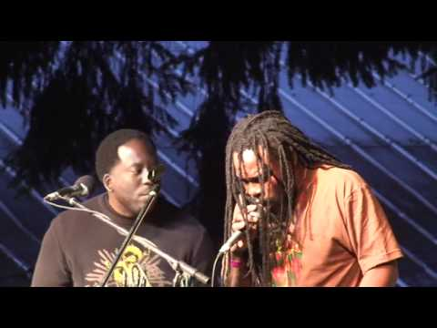 Bushman Sierra Nevada World Music Festival June 19, 2009 'Nyah Man Chant'