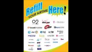 Refill Prepaid Phone Minutes and Pay your Prepaid Wireless Bill