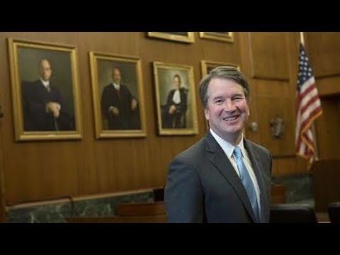 Brett Kavanaugh President Trump's Pick As Supreme Court Judge