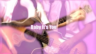 Baby It's You - The Beatles karaoke cover