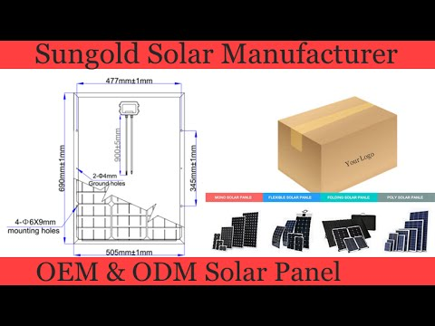 China Solar Panels Companies & OEM Flexible Portable Solar Modules supplier