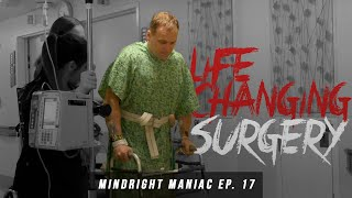 Todd Durkin's Life Changing Knee Surgery! (MindRight Maniac Ep. 17)