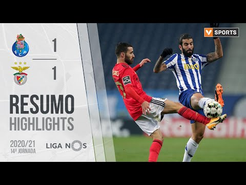 FC Porto Benfica Goals And Highlights
