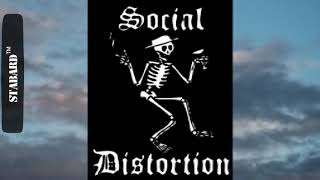 Social Distortion - Down On The World (lyrical video)