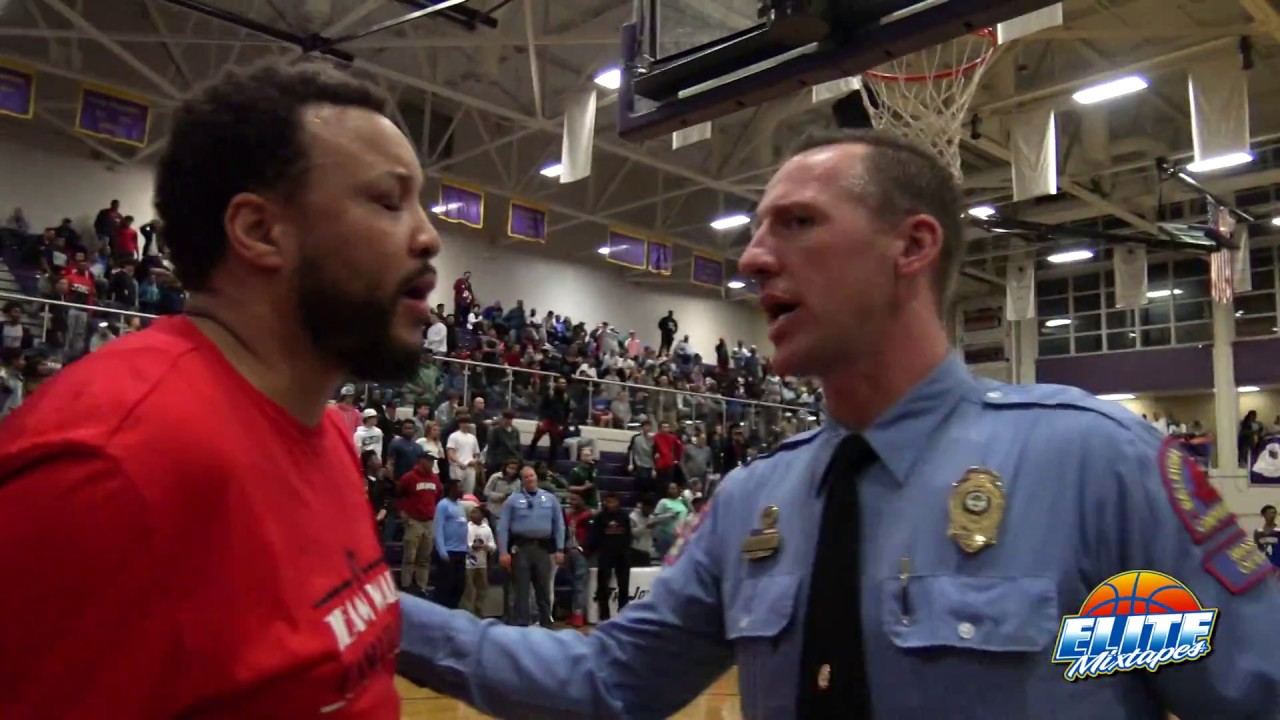 Most EPIC High School Game EVER!! Coby White SHUTS DOWN ...