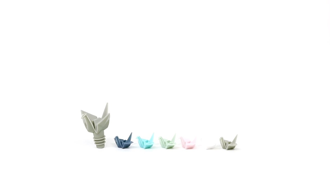 Origami Charms Topper Set Umbra Youtube