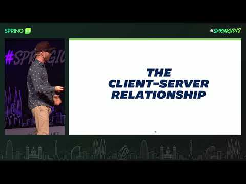 REST Beyond The Obvious – API Design For Ever Evolving Systems By Oliver Gierke @ Spring I/O 2018