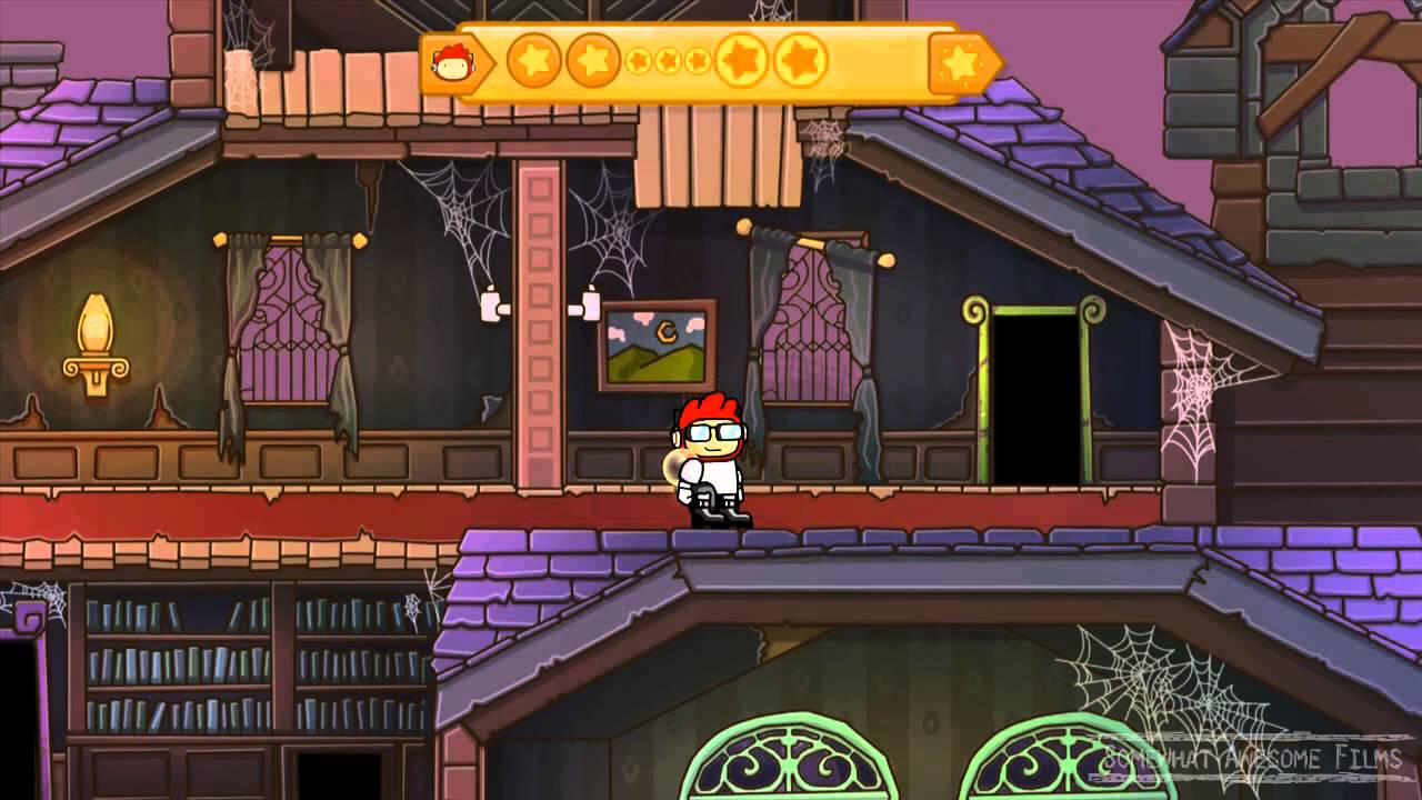 11 - Grave Manor - Scribblenauts Unlimited Wiki Guide - IGN