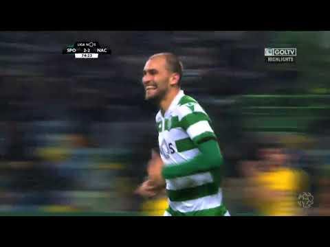 Sporting Lisboa 5:2 Nacional