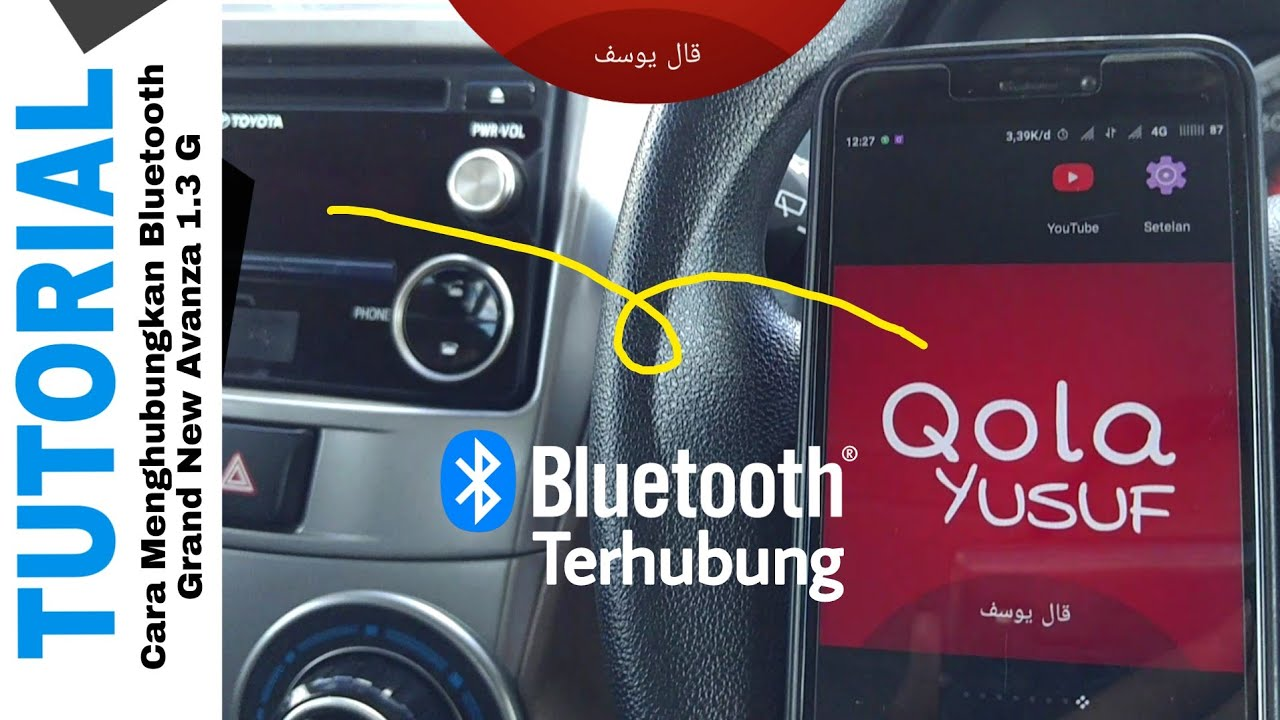 Fitur Grand New Veloz 1.3 All Toyota Camry 2018 Malaysia Rp4 2 Juta Unboxing Oppo F7 Indonesia Bluetooth Audio Avanza 1 3 G