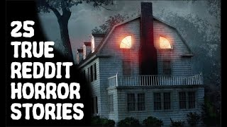 25 TRUE Lets Not Meet Scary Stories ULTIMATE COMPILATION