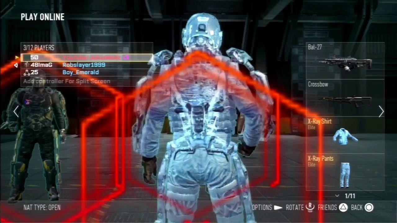 Call of Duty Advanced Warfare UNLOCK RARE Zombie Skin in