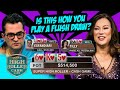 Jennifer Tilly and Antonio Esfandiari Epic $500,000 Clash!