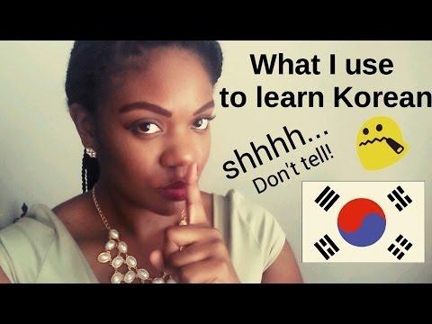 How Im Learning Korean