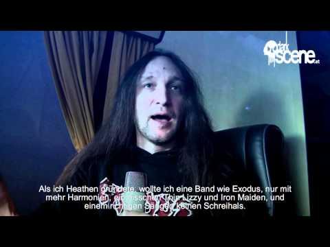 Lee Altus / Heathen interview Part 1/2 by darkscene.at
