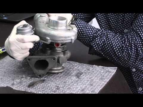 ремонт турбин своими руками фото