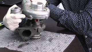 видео Картридж для турбины