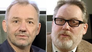 Vic Reeves & Bob Mortimer Interview 2016