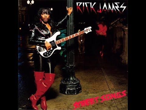 Rick James Street Songs (1981) Album Review
