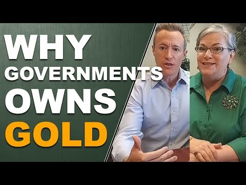 Q and A  Precious Metals IRA - Why Governments Own Gold - When to Sell Precious Metals