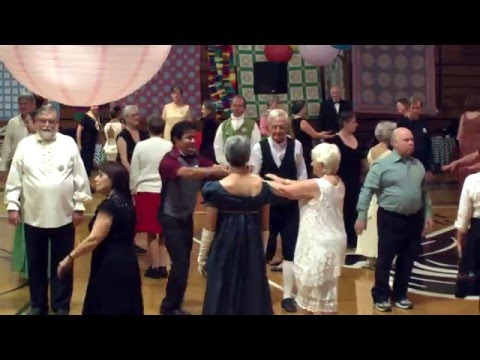 English Country Dance Nashville - Gene Murrow & Persons of Quality - Drapers Gardens